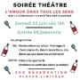 illustration : Soirée théâtre - samedi 22 juin